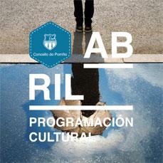 Programa cultural abril 2017