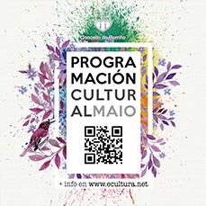 Programa cultural maio 2016