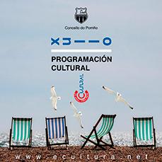 Programa Cultural, xullo 2018. Concello do Porriño