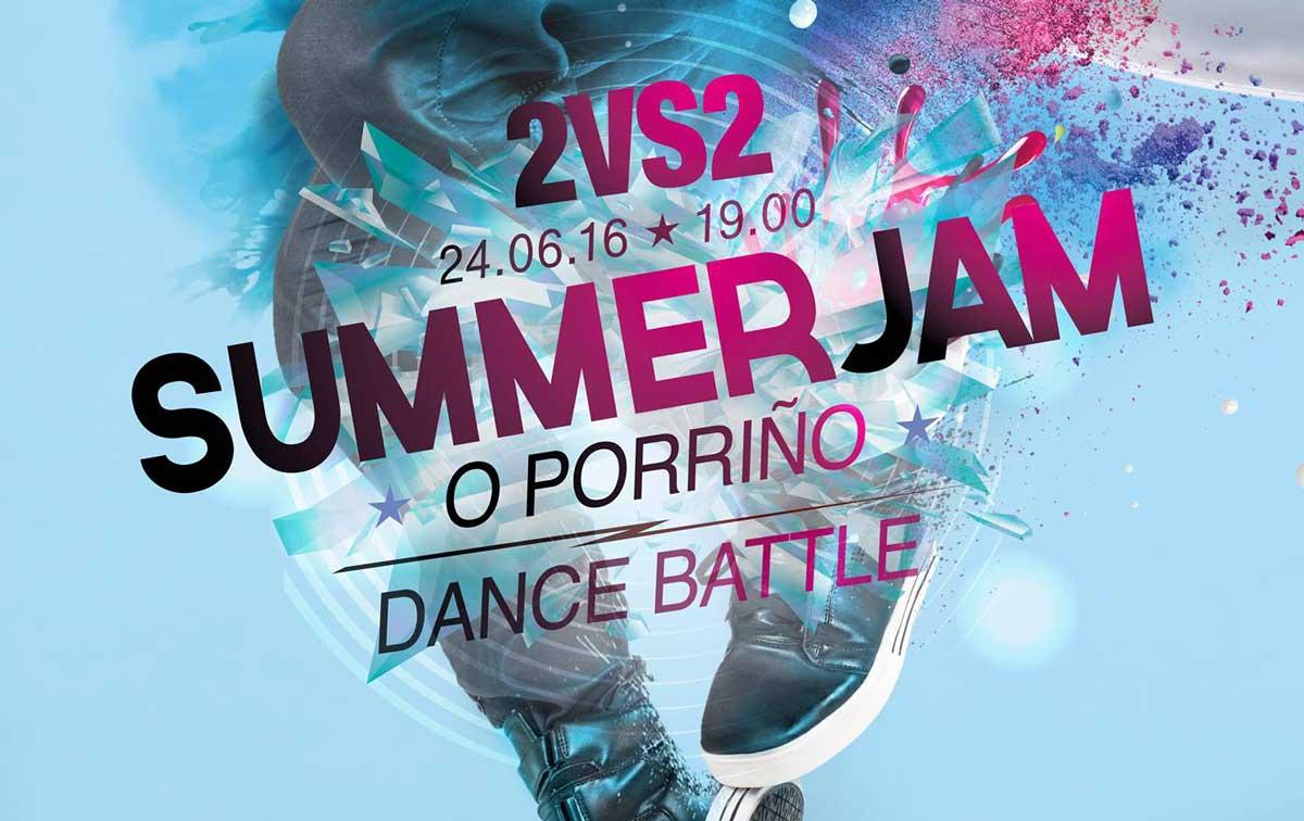 Summer Jam Porriño