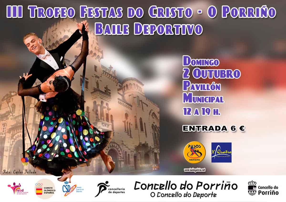 Trofeo Festas do Cristo do Porriño de Baile Deportivo