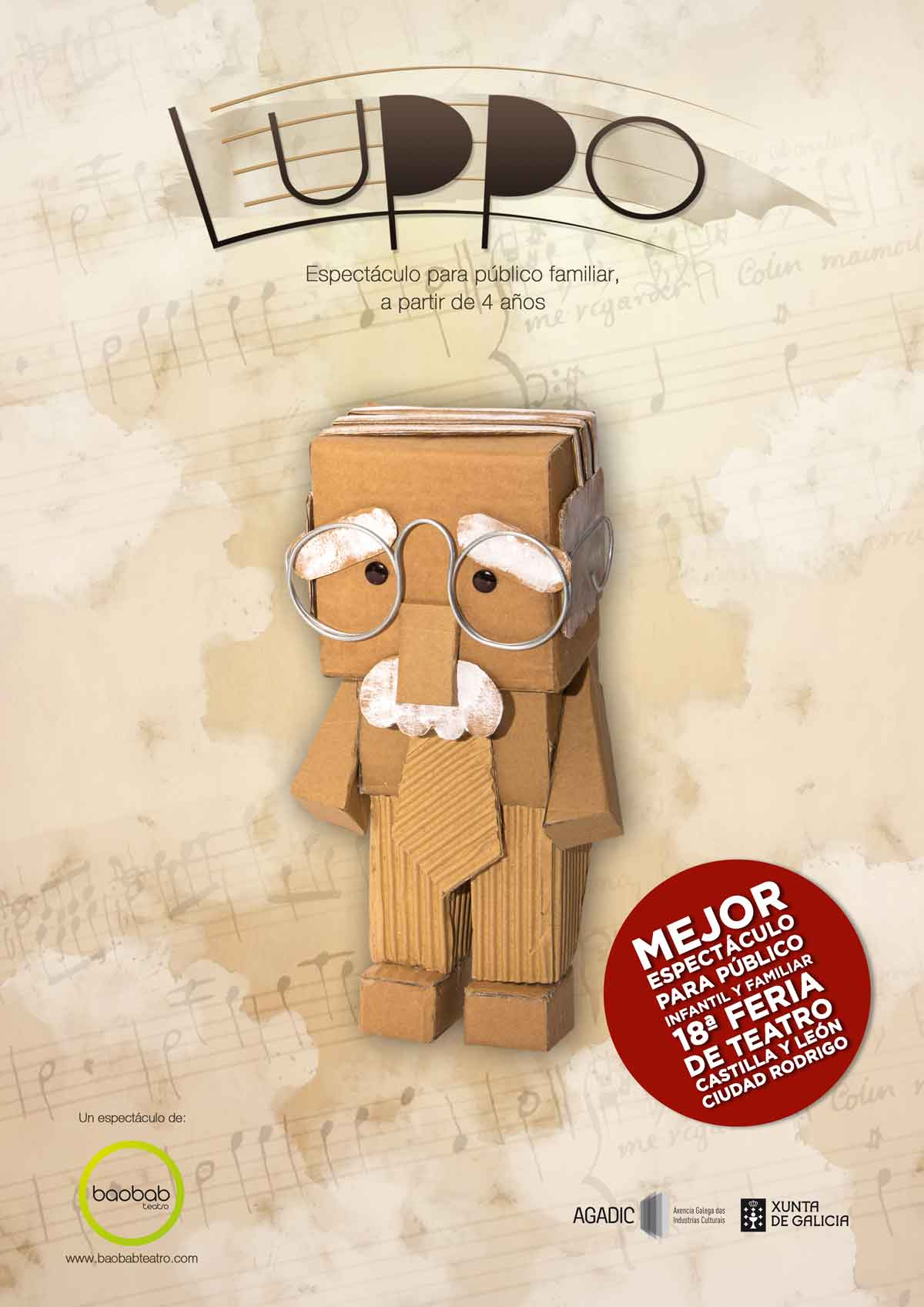 Cartel Luppo