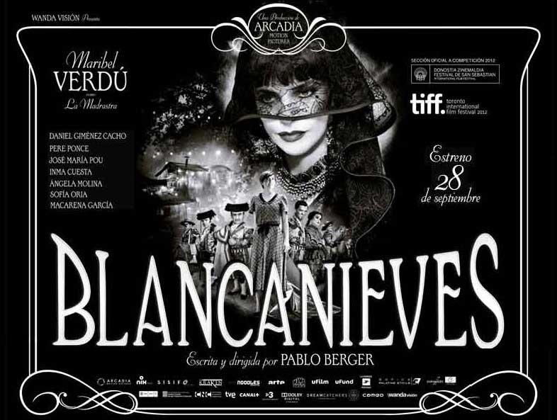 Filme: Blancanieves