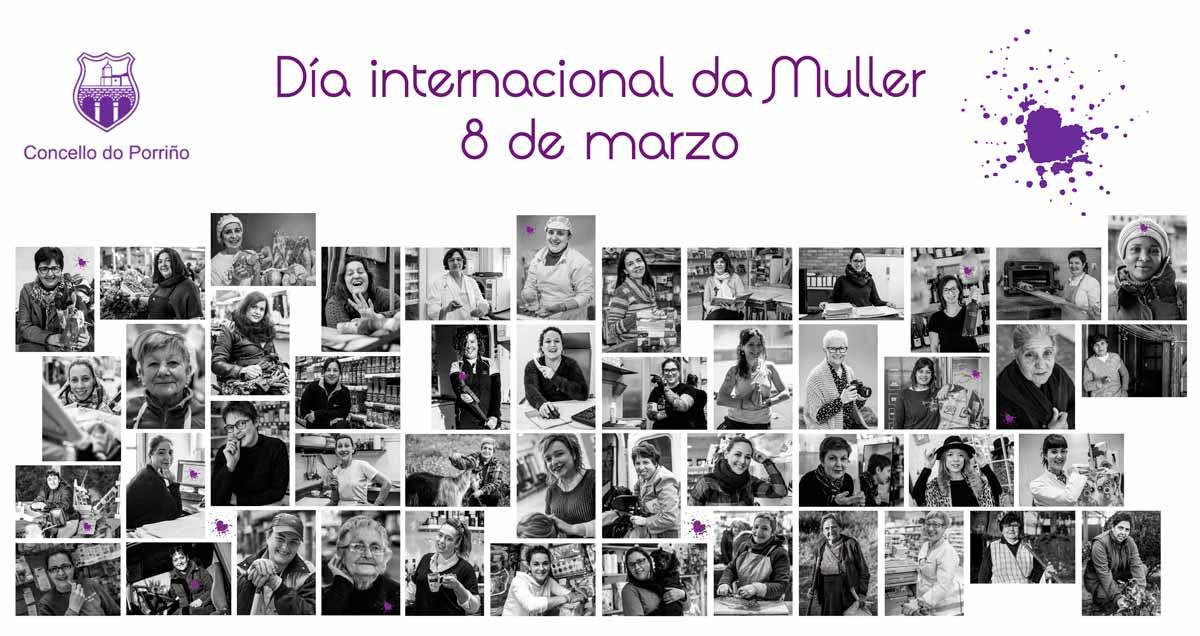 Día Internacional da Muller. O Porriño