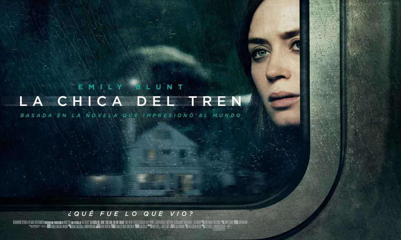 Filme: La chica del tren