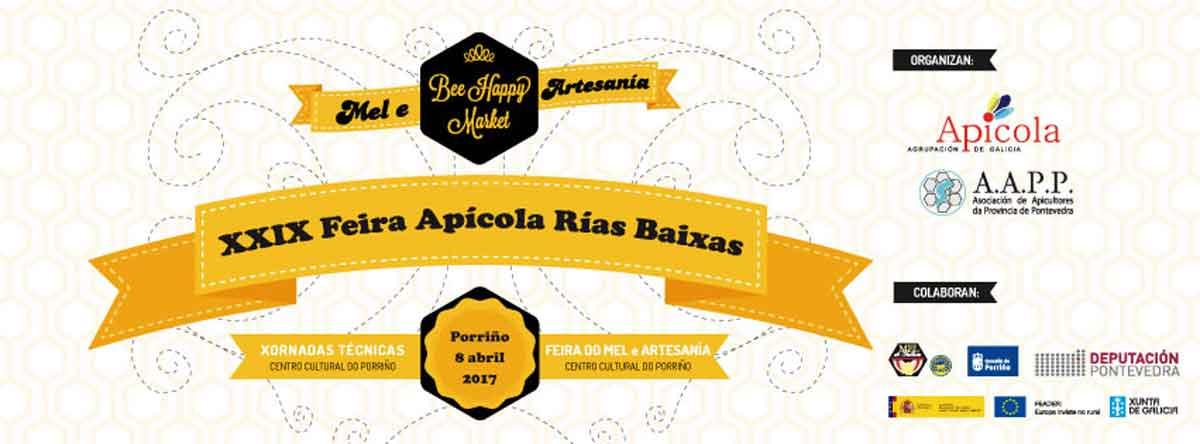 XXIX feira Apícola das Rías Baixas