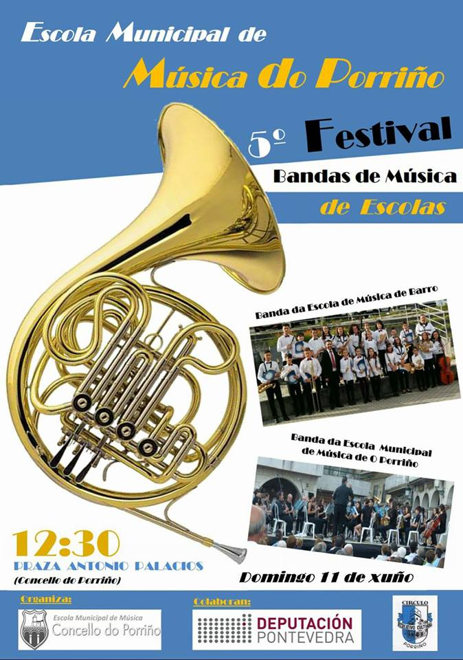 V Festival de Bandas de Escolas de Música