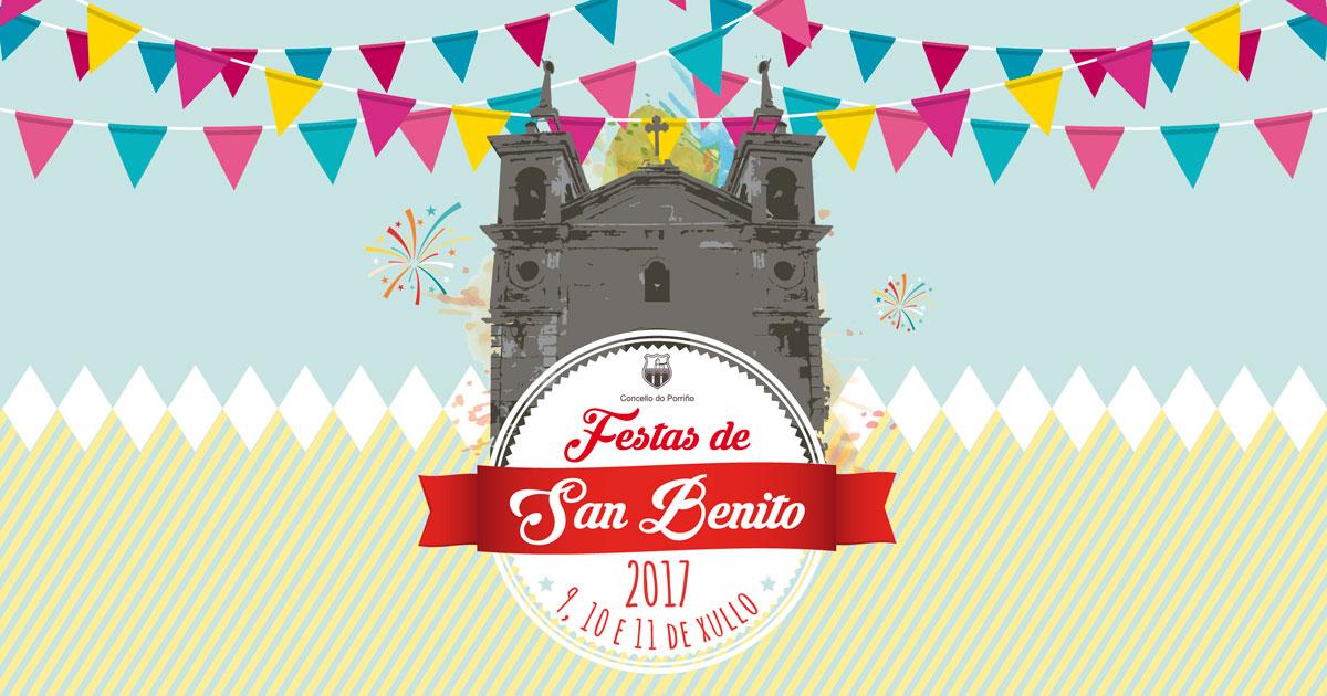 San Benito 2017. O Porriño