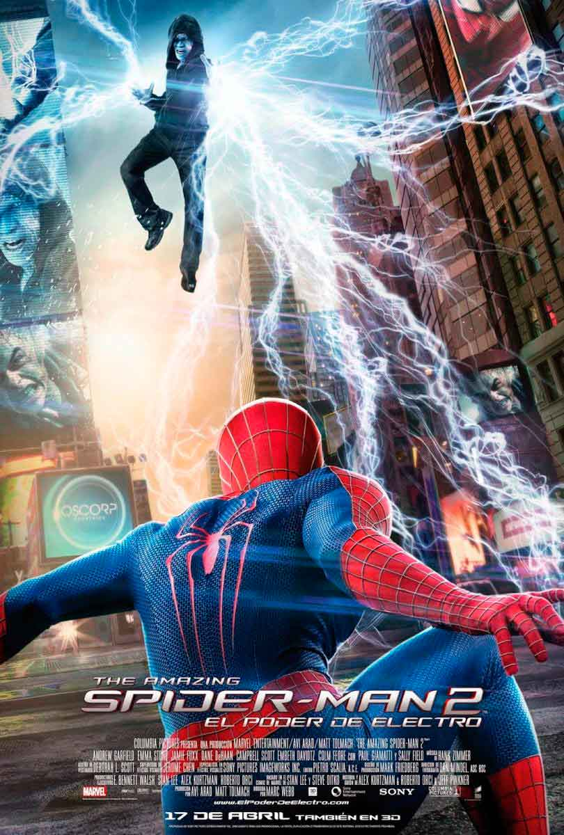 The Amazing Spider-Man 2. O Porriño é cultura