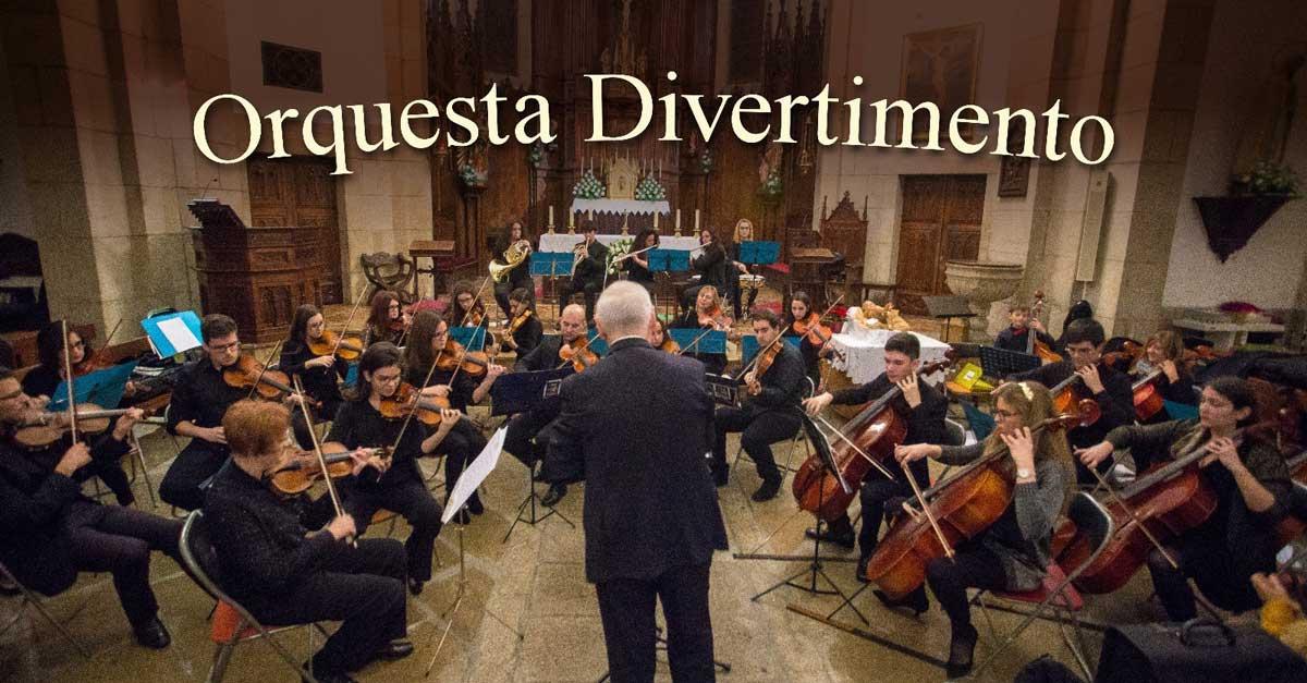 Orquestra de Cámara Divertimento de Ponteareas