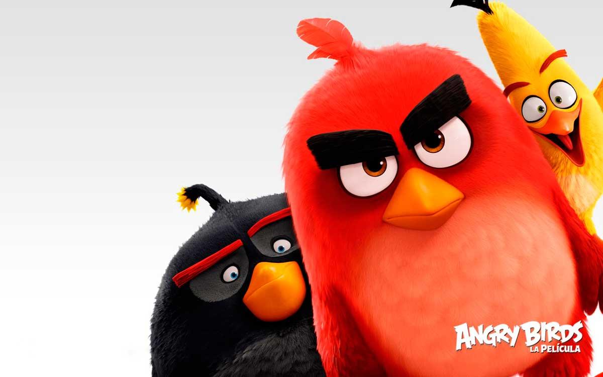 Angry Birds. Festas do Cristo 2017. O Porriño