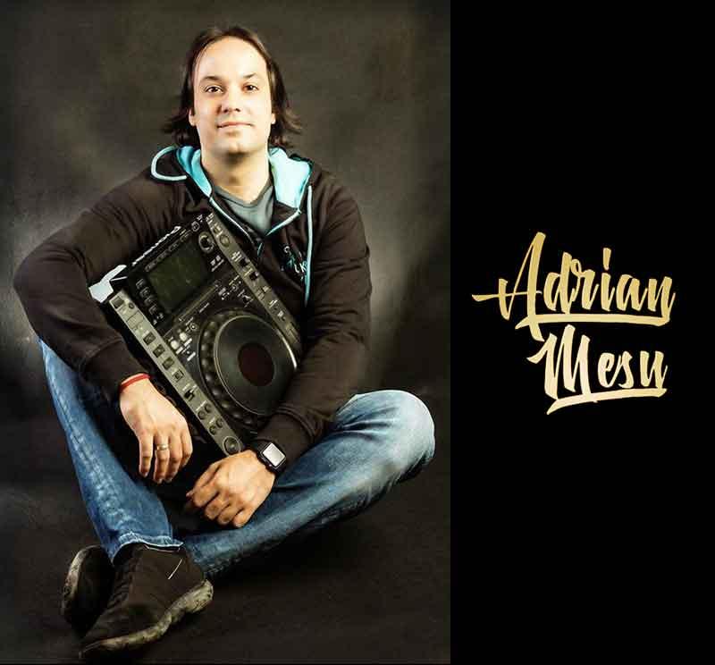 DJ Adrian Mesu. Festas do Cristo 2017. O Porriño
