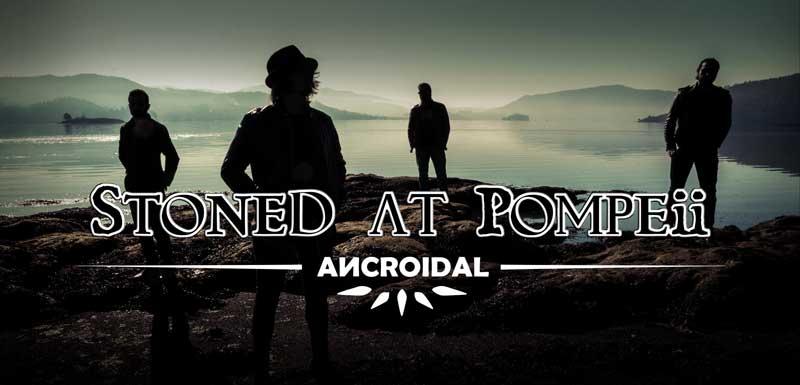 Stoned at Pompeii. Montando Cristo Festival. Festas do Cristo do Porriño