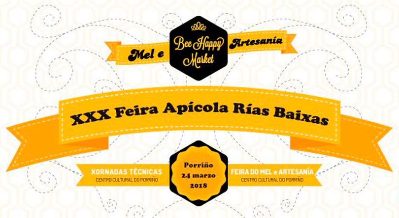 XXX Feira do Mel das Rías Baixas