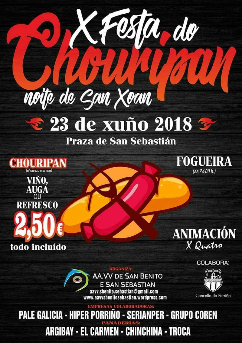 X Festa do Chouripán