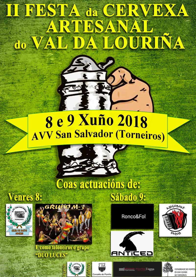 II Festa da Cervexa Artesanal do Val da Louriña