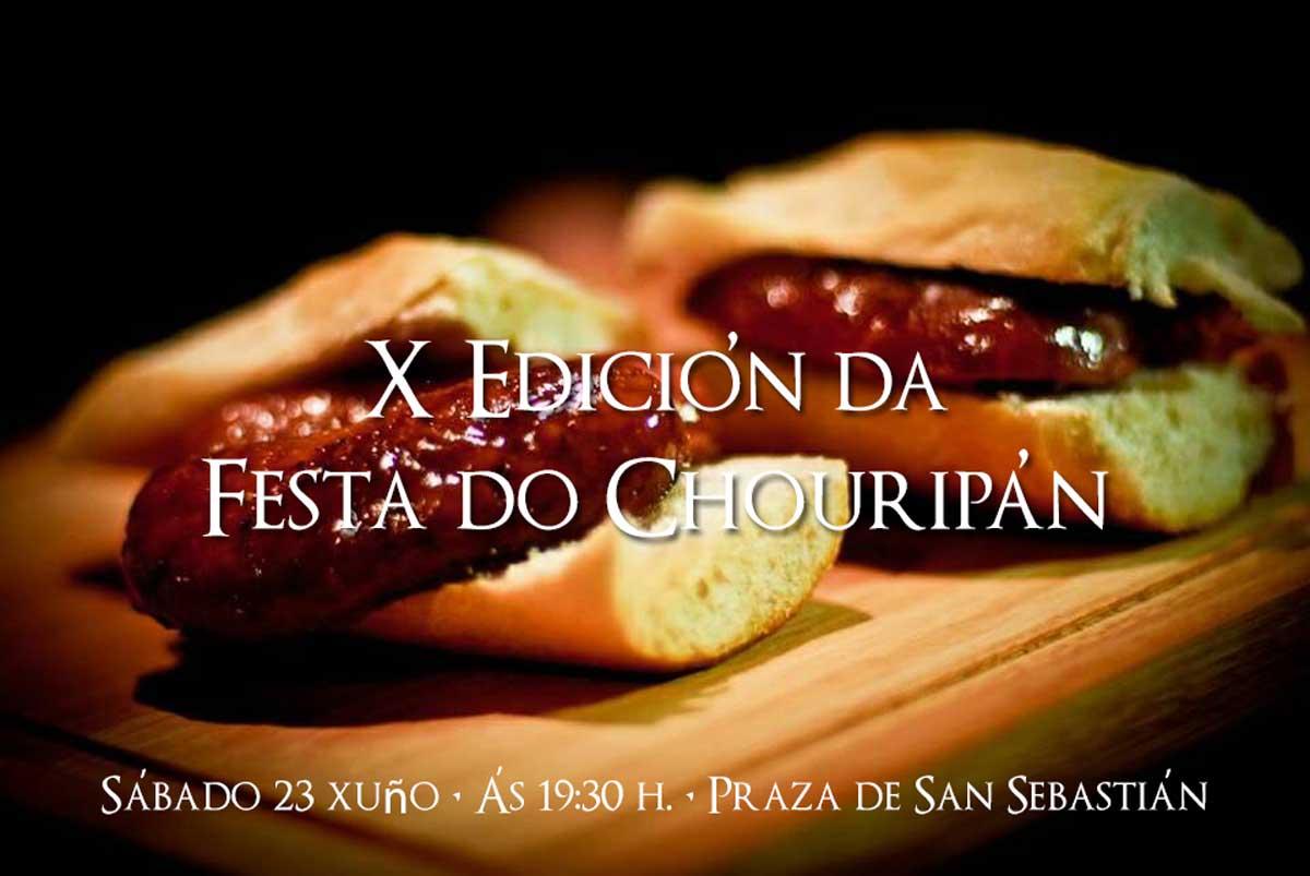 X Edición da Festa do Chouripán