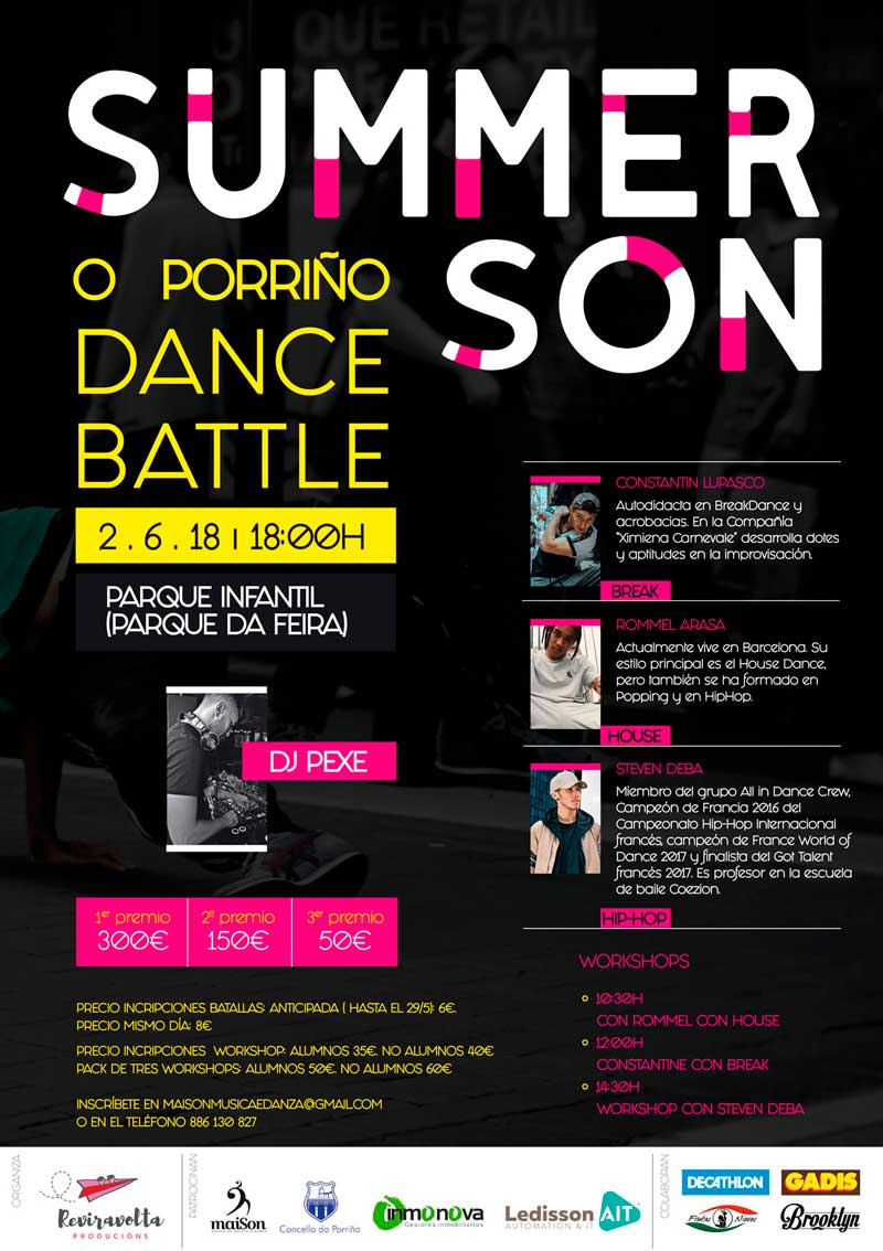 IV SummerSon. Dance Battle