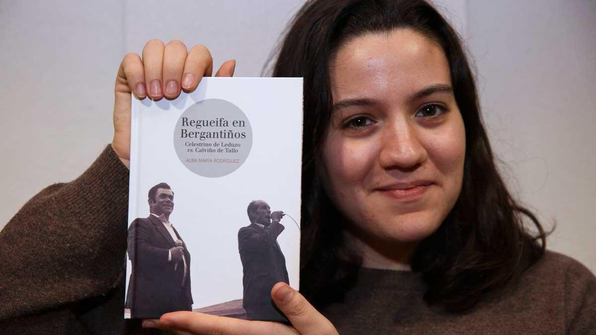 """Presentación do libro: """"Regueifa en Bergantiños. Celestrino de Leduzo vs Calviño de Tallo"""""""