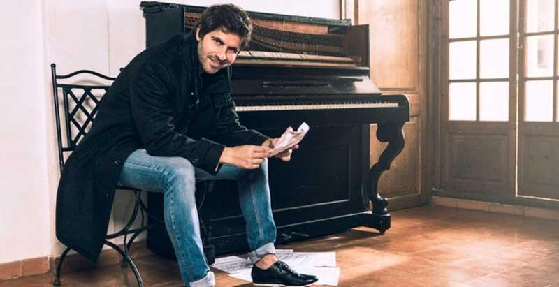 """Concerto de piano: """"Un piano e 200 candeas"""", de David Gómez"""