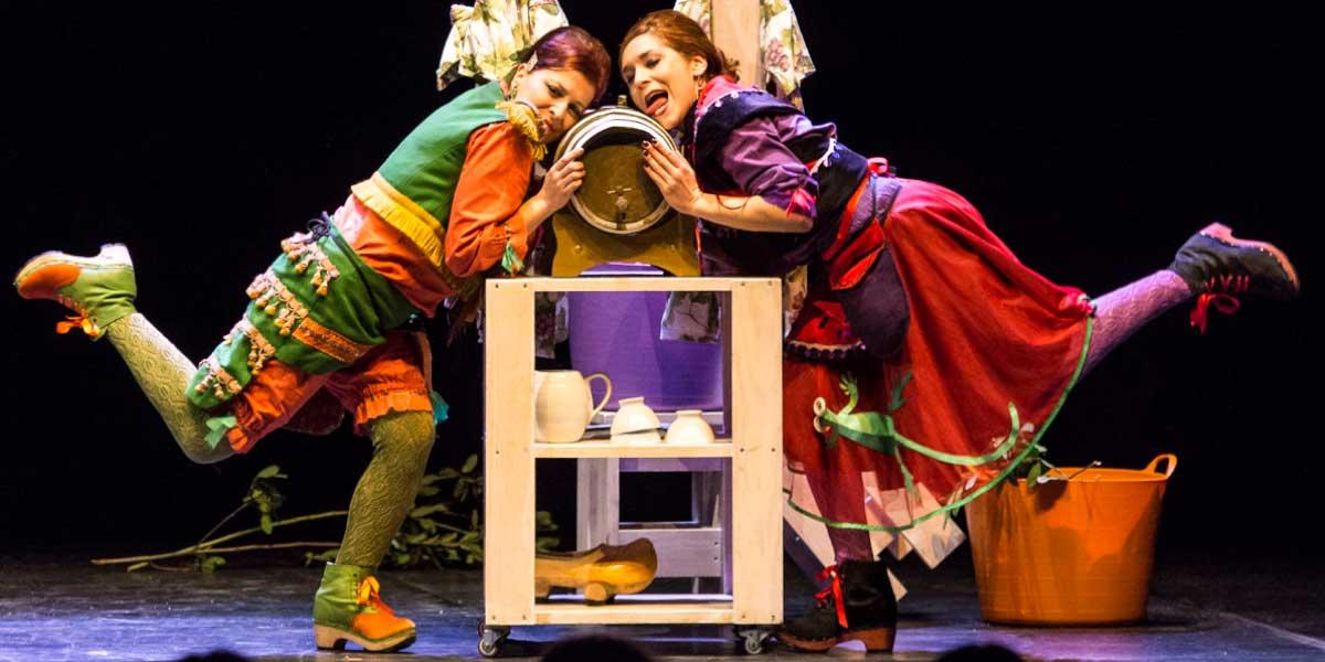 "Teatro adultos: ""O furancho"", da Cia. Ibuprofeno Teatro"