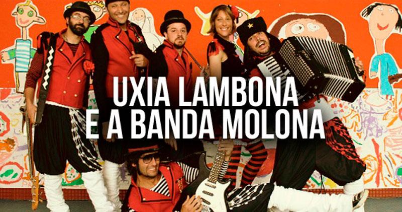 Uxía Lambona e a Banda Molona