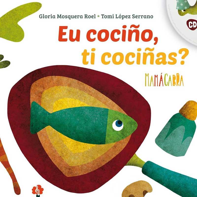 """Concerto infantil: """"Eu cociño, ti cociñas?"""", do grupo Mamá Cabra"""
