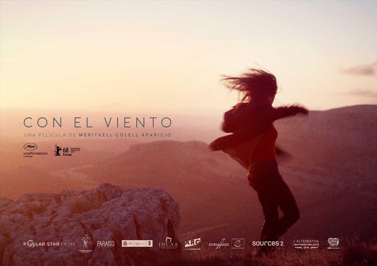 """""""Con el viento"""", de Meritxell Colell"""