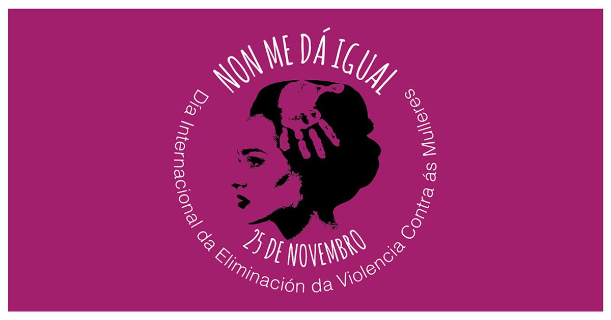 Día Internacional da Eliminación da Violencia Contra as Mulleres