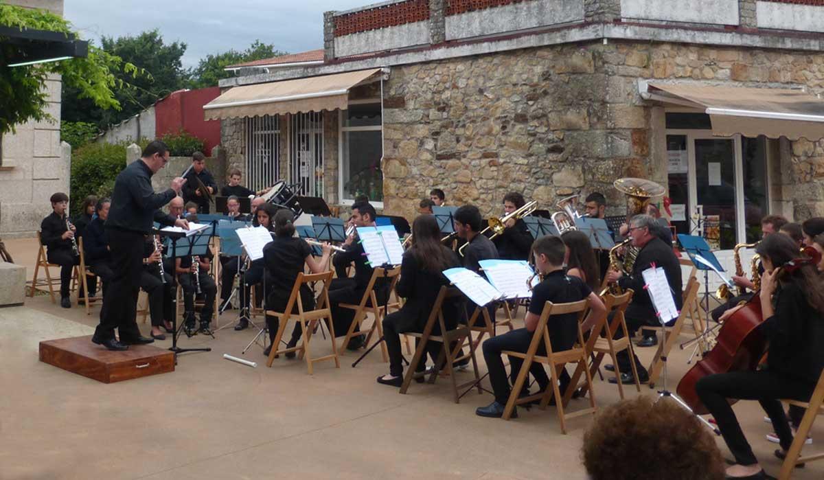 Banda de Música Municipal do Porriño