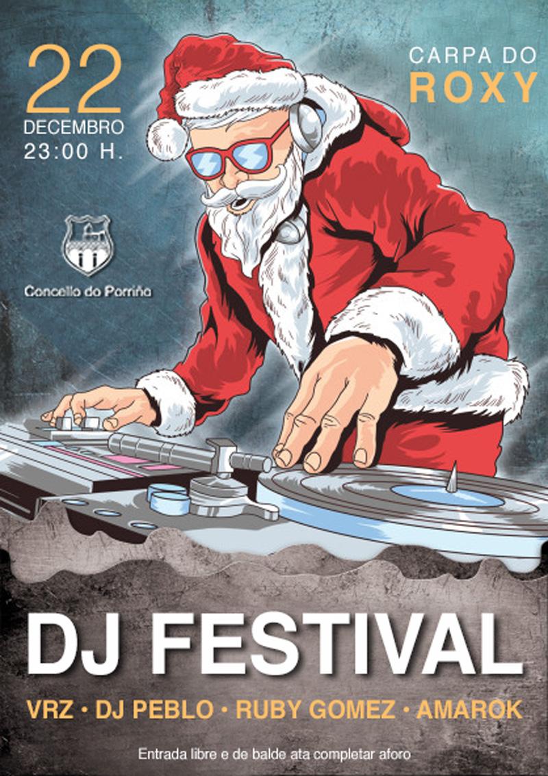 DJ Festival de Nadal