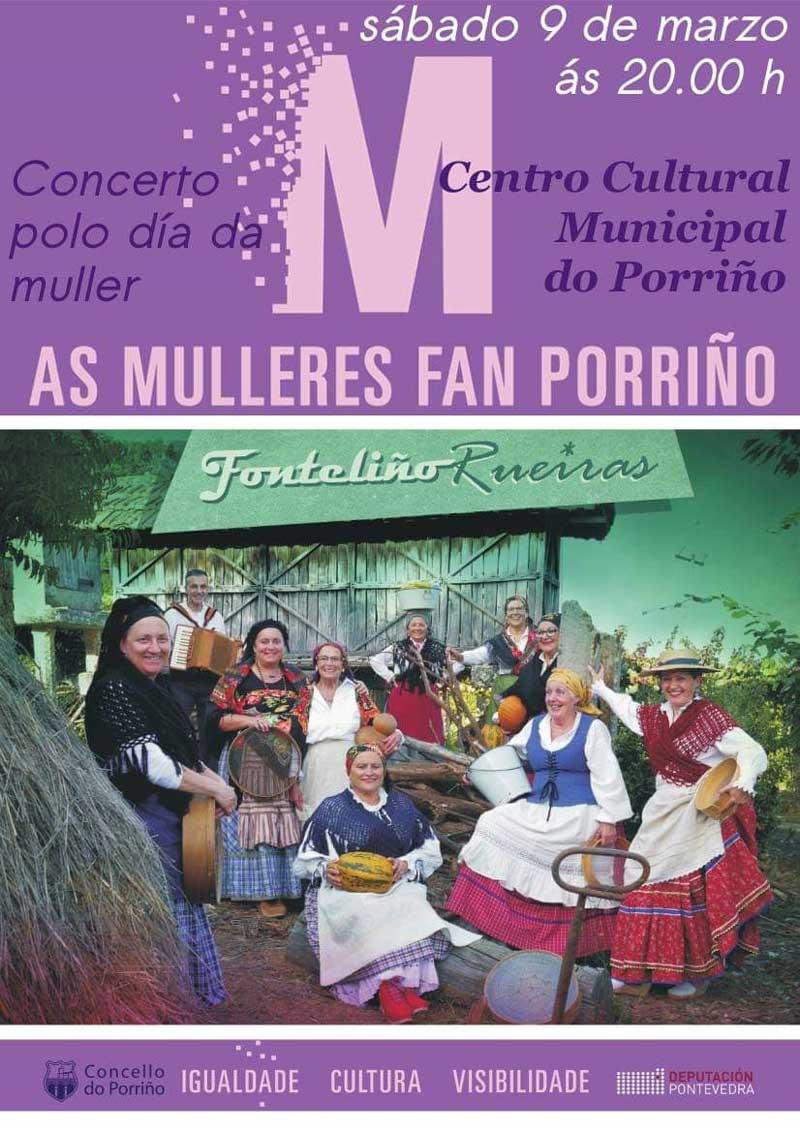 Pandereteiras Fonteliño