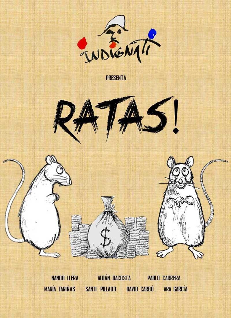 """Teatro: """"Ratas!"""""""