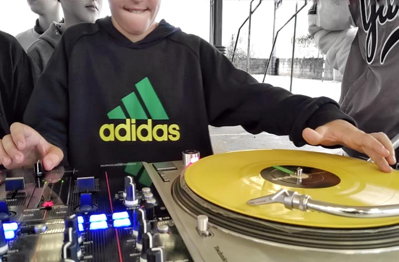 TURNTABLISM DJ