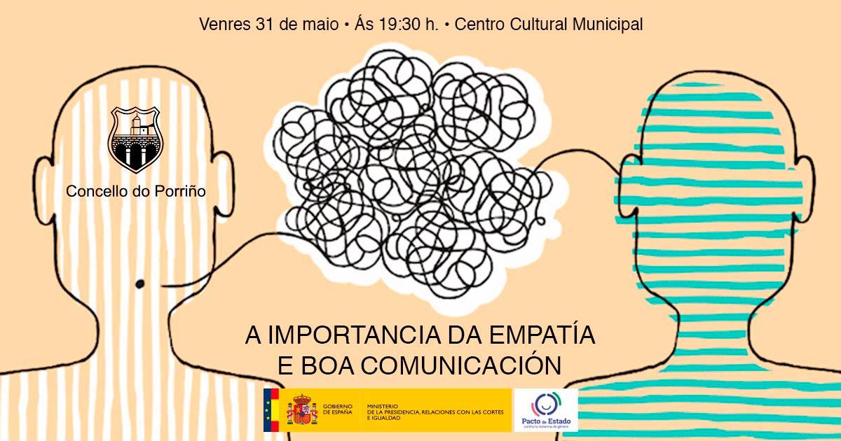 """Relatorio """"A Importancia da Empatía e Boa Comunicación"""""""