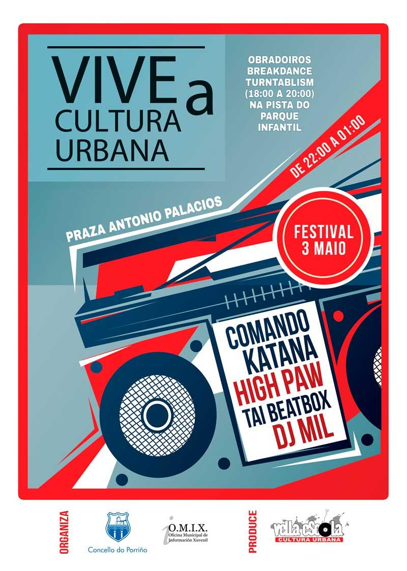 Festival Vive a Cultura Urbana