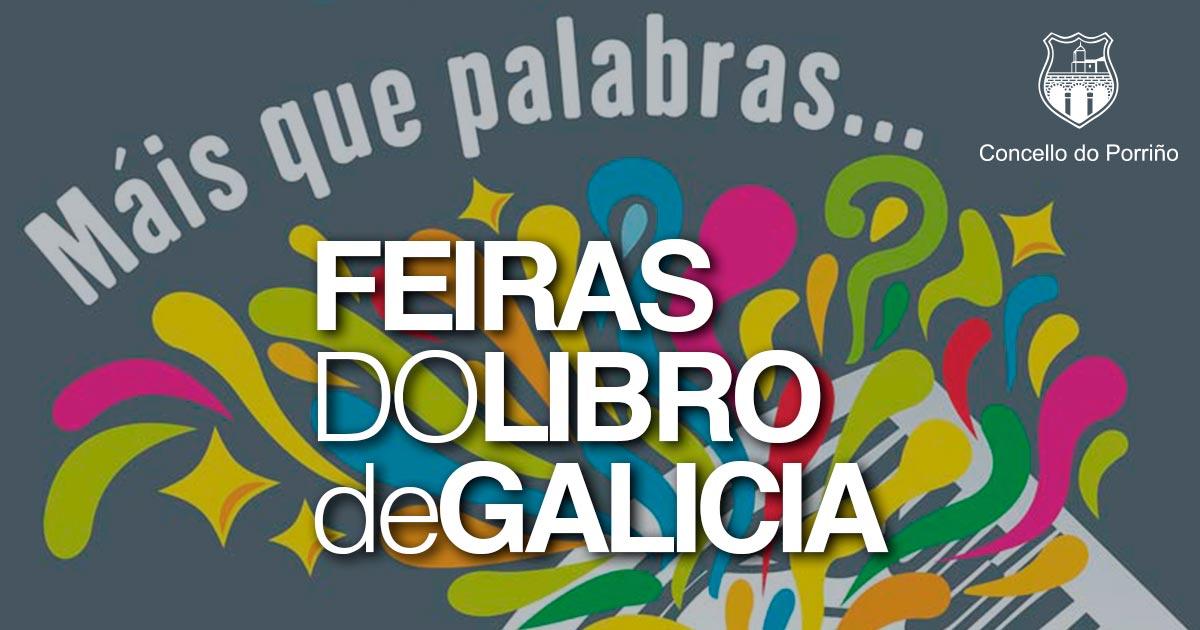 Feira do Libro de Galicia. 2019