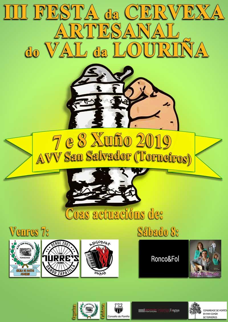 III Festa da Cervexa Artesanal do Val da Louriña
