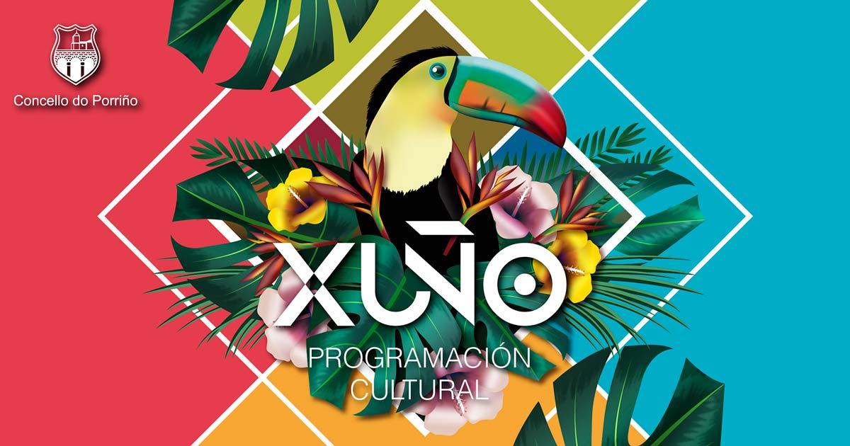 Programación cultural xuño 2019. Concello do Porriño