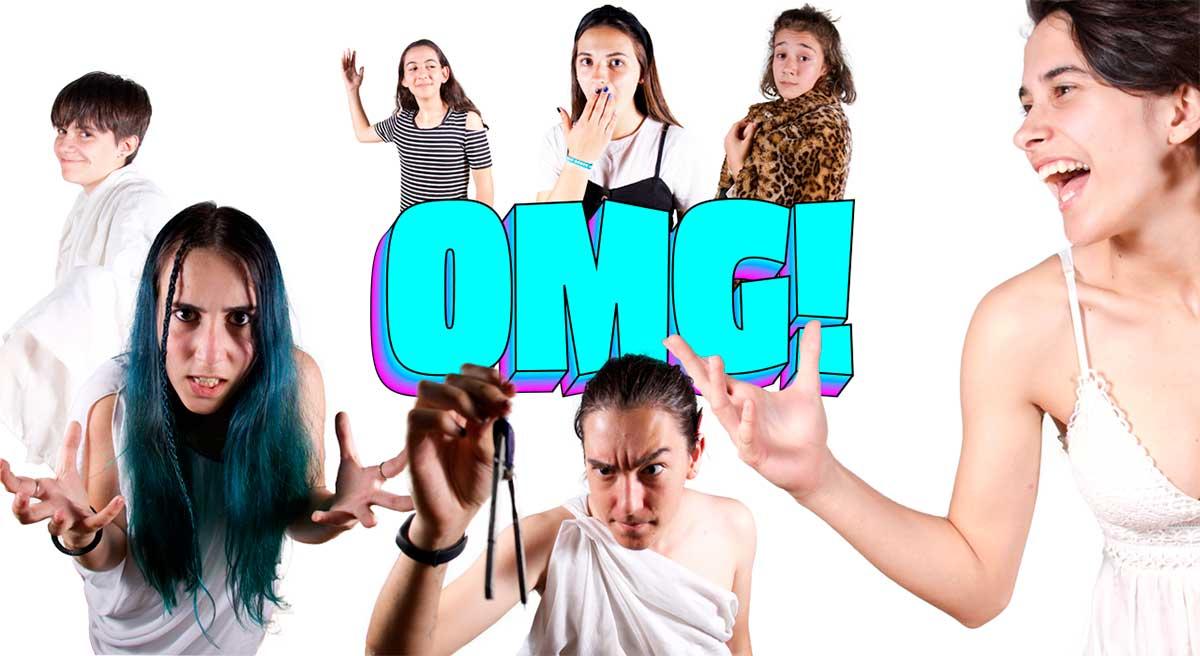 """Teatro. Obra: """"OMG!"""""""