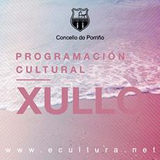 Programación cultural xullo 2019. Concello do Porriño