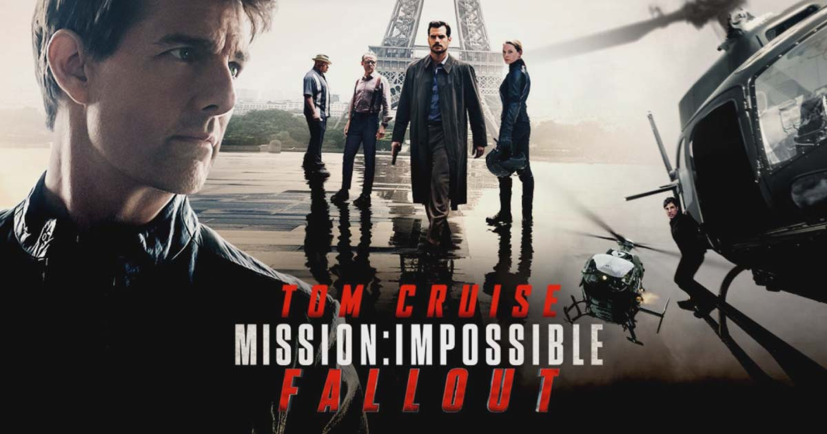 Cine na rúa: Mision Imposible - Fallout