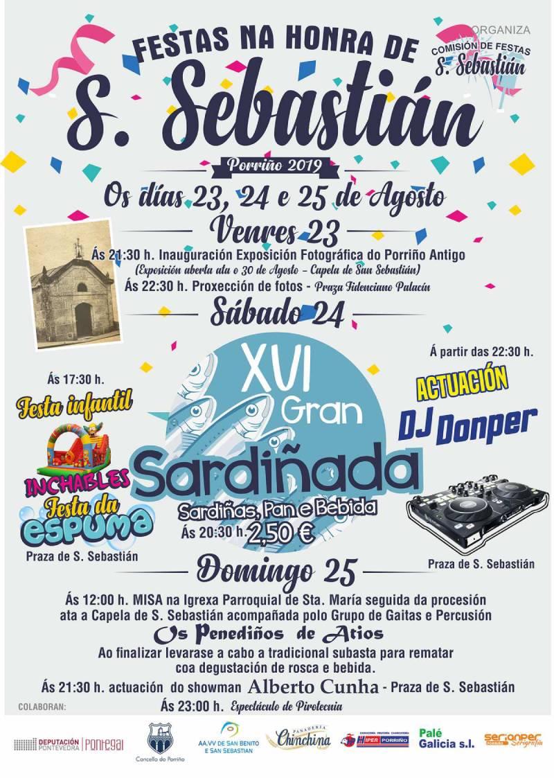 Festas de San Sebastián
