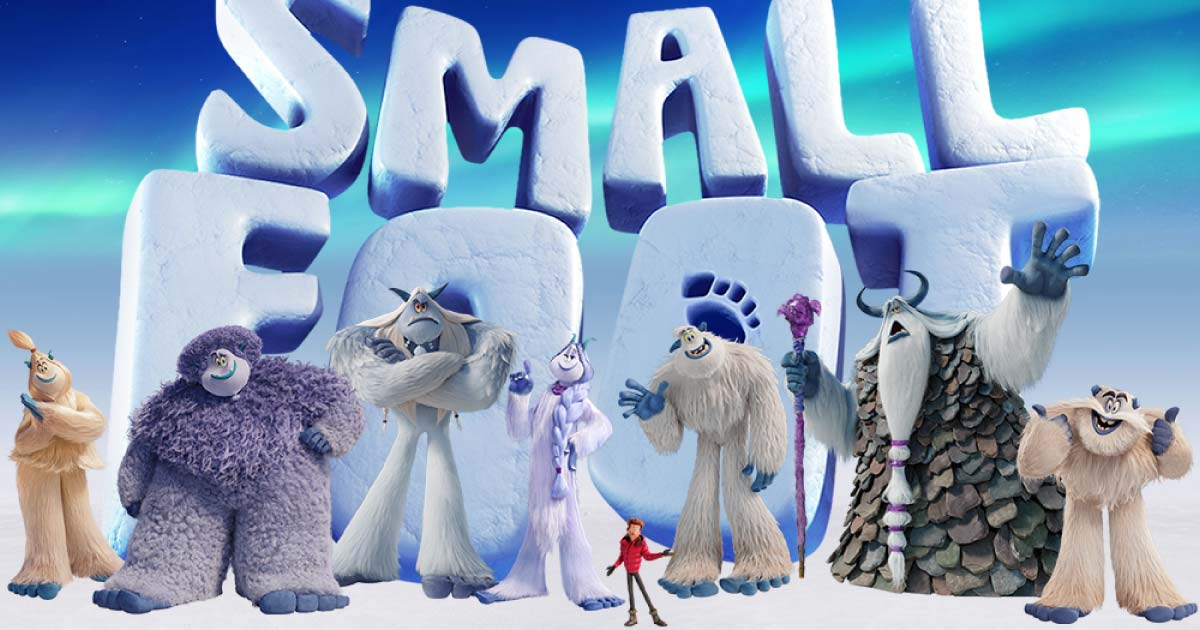 Cine na rúa: SmallFoot