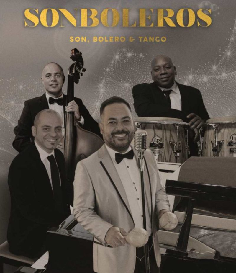 Concerto musical: SonBoleros