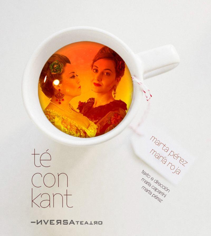"""Teatro adultos: """"Té con Kant"""""""
