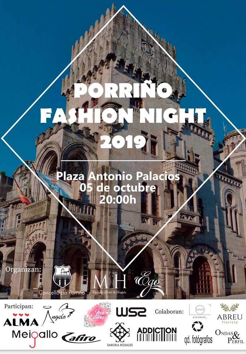 Porriño Fashion Night 2019