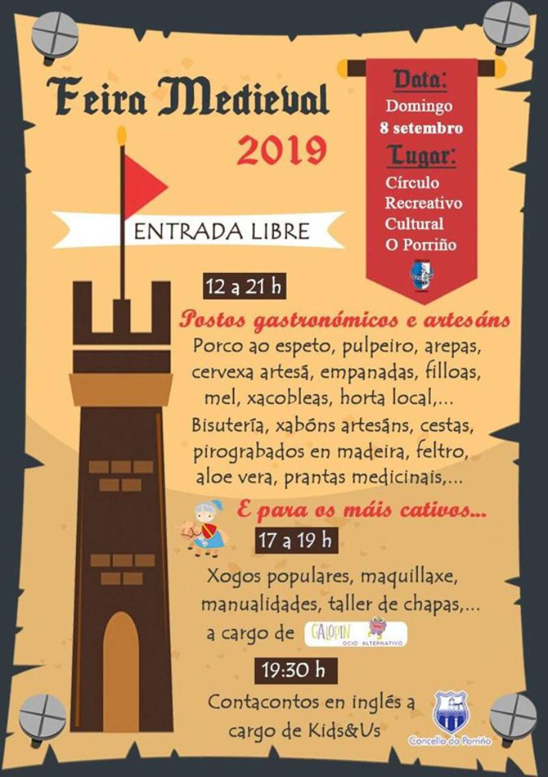 Feira Medieval 2019