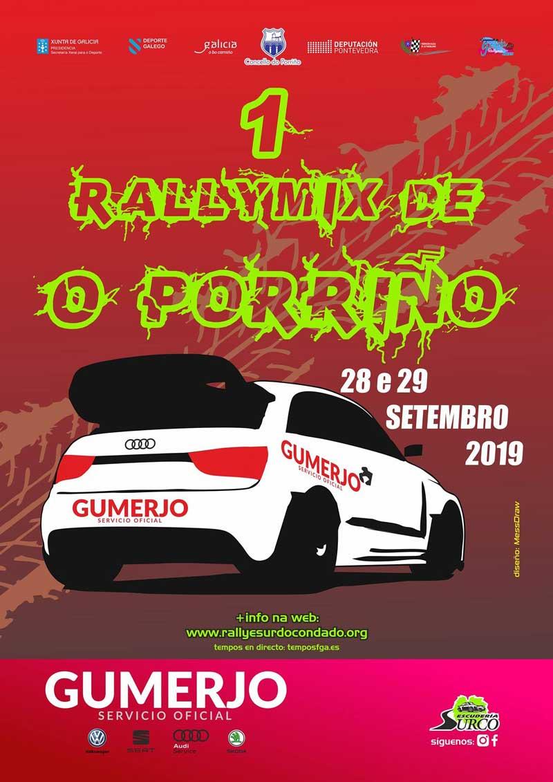 I Rally Mix Concello do Porriño