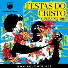 Programación Festas do Cristo 2019. Concello do Porriño